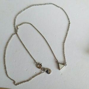 DAINTY ENAMEL LOFT necklace